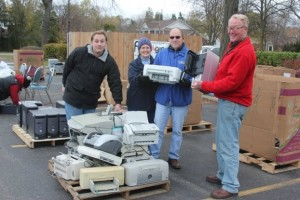 Recycling Outdated Electronics